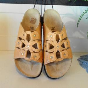 Birkenstock Betula sandals size 39